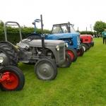 June 2013 vintage Tractors
