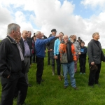 2015 visiting Mardyke with Michael King Cleere