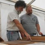 2014instrument demo Paddy cleere and dan finnegan discuss buizuike making